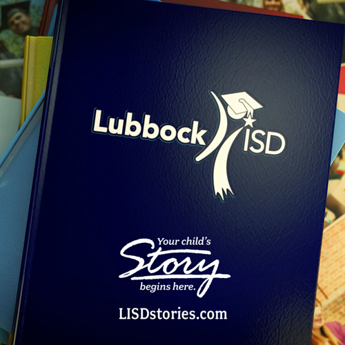 Lubbock ISD Child's Story book